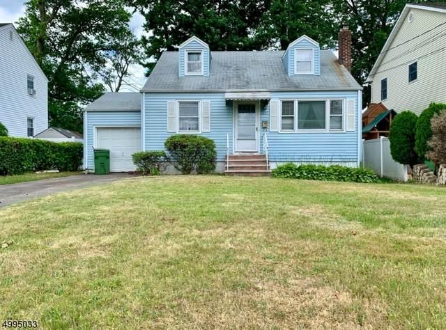2641 N Wood Ave, Linden City, NJ 07036 (MLS #3644785) :: Kiliszek Real Estate Experts