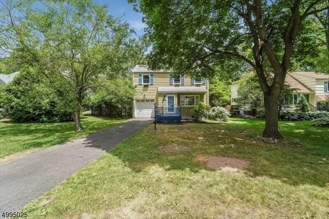 712 Gallows Hill Rd, Cranford Twp., NJ 07016 (#3644788) :: Daunno Realty Services, LLC