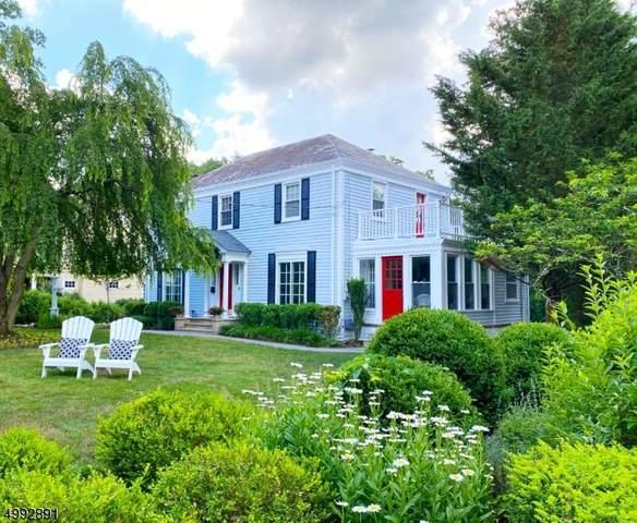 30 South Ter, Millburn Twp., NJ 07078 (MLS #3644797) :: Coldwell Banker Residential Brokerage
