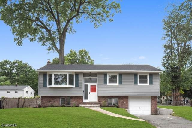 57 Garfield Rd, Parsippany-Troy Hills Twp., NJ 07054 (MLS #3644801) :: The Lane Team