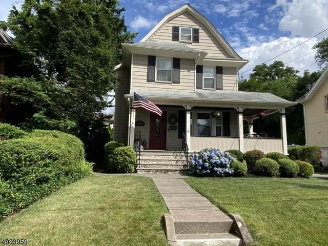 20 Lake St, Nutley Twp., NJ 07110 (MLS #3644814) :: William Raveis Baer & McIntosh