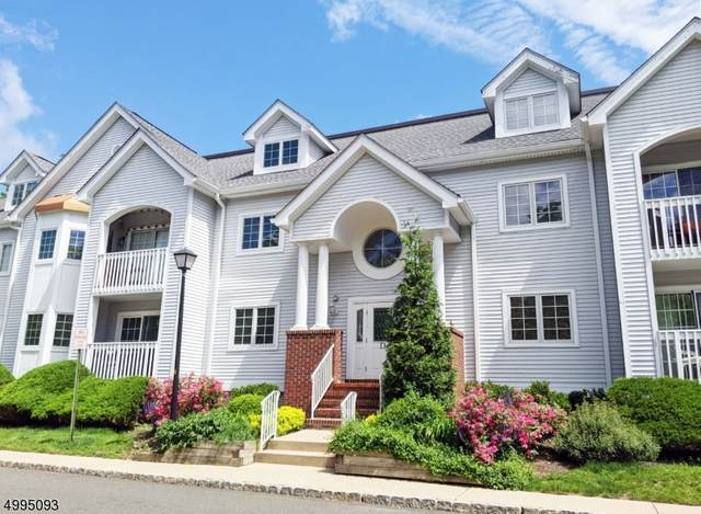10 Leva Dr #10, Morris Twp., NJ 07960 (MLS #3644834) :: SR Real Estate Group