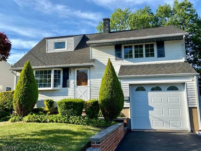 35 Brookside Ct, Woodbridge Twp., NJ 07067 (MLS #3645028) :: Halo Realty