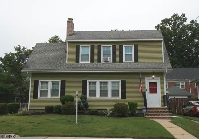 952 Pierpont St, Rahway City, NJ 07065 (MLS #3645040) :: Coldwell Banker Residential Brokerage