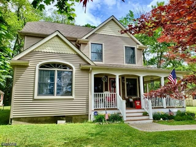 121 E Shore Culver Rd, Frankford Twp., NJ 07826 (MLS #3645051) :: William Raveis Baer & McIntosh