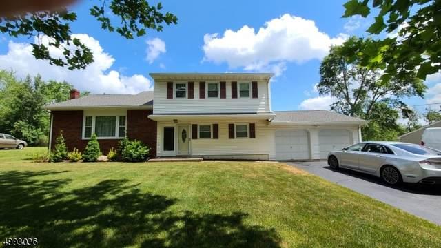 908 Vail Rd, Parsippany-Troy Hills Twp., NJ 07054 (MLS #3645061) :: The Debbie Woerner Team