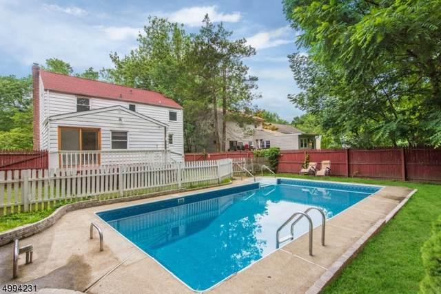 62 Hazel Ave, Livingston Twp., NJ 07039 (MLS #3645145) :: SR Real Estate Group