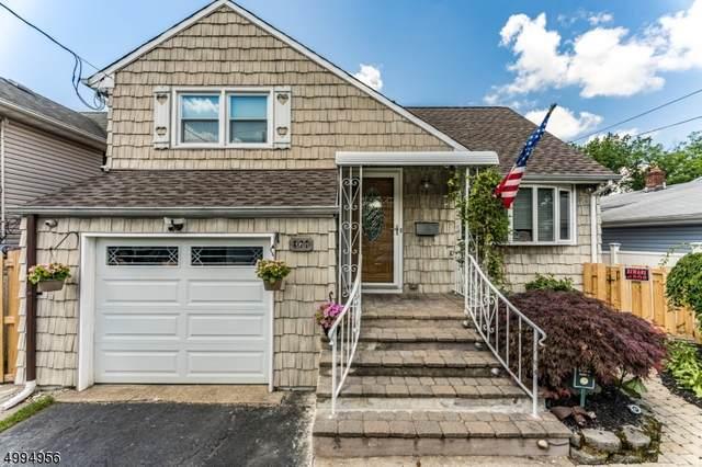 368 Sullivan Ct, Rahway City, NJ 07065 (MLS #3645149) :: Coldwell Banker Residential Brokerage