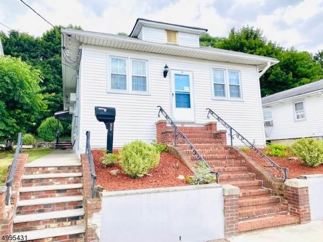 99 Newby Ave, Woodland Park, NJ 07424 (MLS #3645179) :: William Raveis Baer & McIntosh