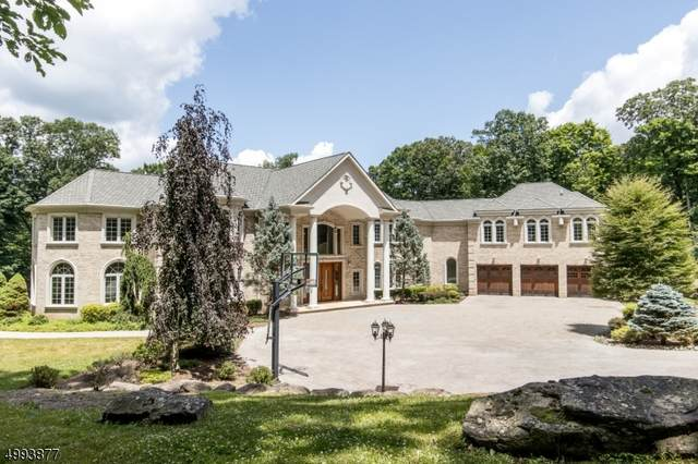 94 Ironia Rd, Mendham Twp., NJ 07945 (MLS #3645210) :: SR Real Estate Group