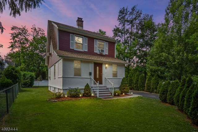4 Oakcroft Ave, Montclair Twp., NJ 07043 (MLS #3645375) :: William Raveis Baer & McIntosh