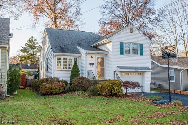 13 Seminole Avenue, Parsippany-Troy Hills Twp., NJ 07034 (MLS #3645383) :: Coldwell Banker Residential Brokerage