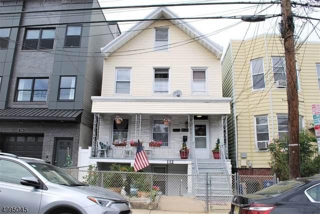 112 Bleecker St, Jersey City, NJ 07307 (MLS #3645427) :: Team Francesco/Christie's International Real Estate