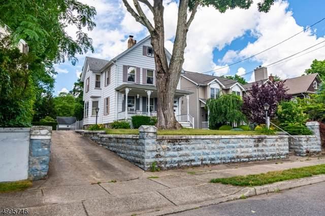 28 S Highwood Ave, Glen Rock Boro, NJ 07452 (MLS #3645509) :: William Raveis Baer & McIntosh