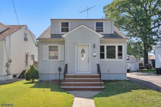 731 Summit Rd, Union Twp., NJ 07083 (MLS #3645523) :: Coldwell Banker Residential Brokerage