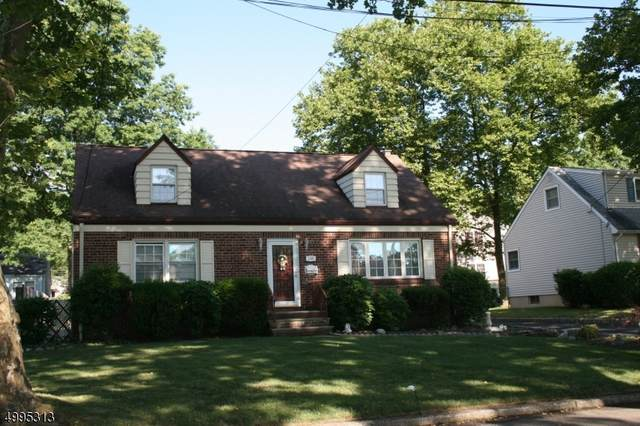 148 Cornell Ave, Rahway City, NJ 07065 (MLS #3645562) :: Coldwell Banker Residential Brokerage