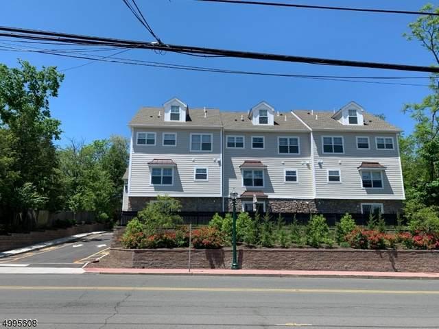 569 Springfield Ave Unit 4, Berkeley Heights Twp., NJ 07922 (MLS #3645565) :: The Debbie Woerner Team