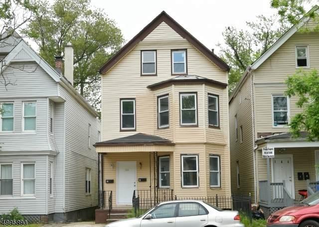 144 Steuben St, East Orange City, NJ 07018 (MLS #3645572) :: William Raveis Baer & McIntosh