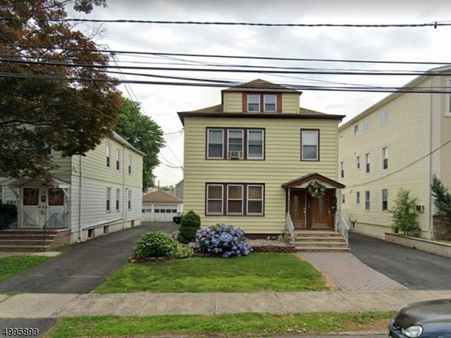 127 Willet St #2, Passaic City, NJ 07055 (MLS #3645580) :: Pina Nazario