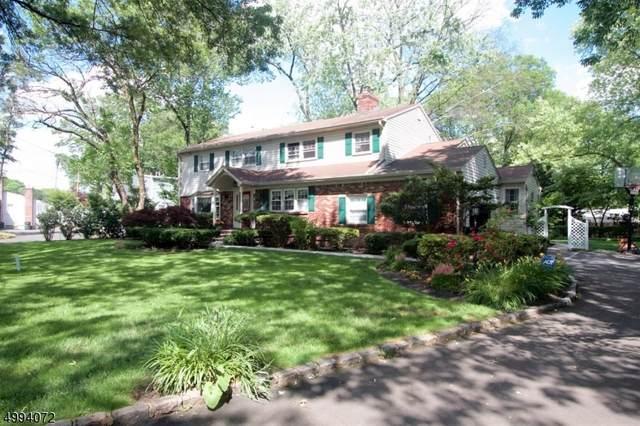 20 Byron Ct, Westfield Town, NJ 07090 (MLS #3645602) :: The Dekanski Home Selling Team