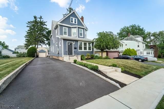 315 Lawrence Ave, Hasbrouck Heights Boro, NJ 07604 (#3645622) :: NJJoe Group at Keller Williams Park Views Realty