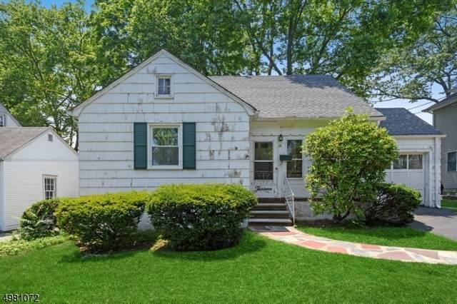 13 Arnet Pl, Cranford Twp., NJ 07016 (#3645626) :: NJJoe Group at Keller Williams Park Views Realty