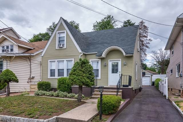 207 Vernon Ave, Paterson City, NJ 07503 (MLS #3645641) :: The Sikora Group