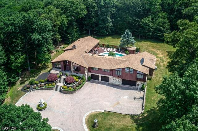56 Old Mill Rd, Mendham Twp., NJ 07930 (MLS #3645678) :: The Sikora Group