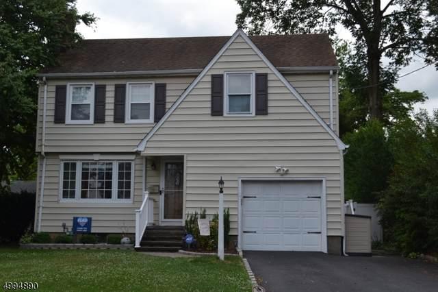 3 Craig Pl, Cranford Twp., NJ 07016 (#3645679) :: Daunno Realty Services, LLC
