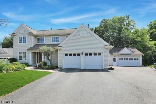 23 Whispering Pine Way, Jefferson Twp., NJ 07438 (MLS #3645761) :: The Douglas Tucker Real Estate Team