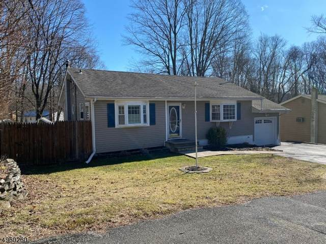 501 Stanhope Rd, Byram Twp., NJ 07871 (MLS #3645778) :: The Douglas Tucker Real Estate Team