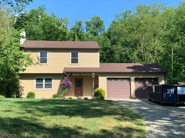 173 Mudtown Rd, Wantage Twp., NJ 07461 (MLS #3645803) :: The Sikora Group