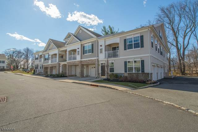 109 Stone Creek Ct, Hanover Twp., NJ 07981 (MLS #3645816) :: The Sikora Group