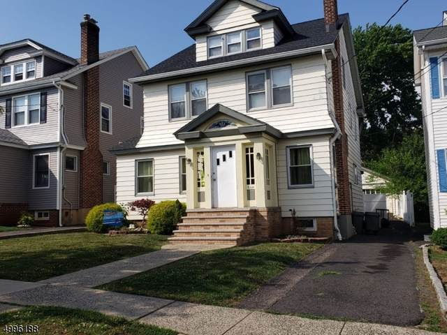 981 Edgewood Rd, Elizabeth City, NJ 07208 (MLS #3645879) :: The Lane Team