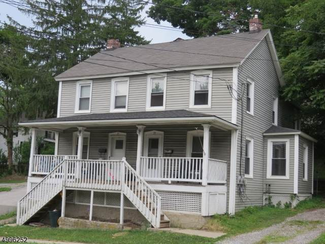 21 E Main St, Sussex Boro, NJ 07461 (MLS #3645991) :: The Sikora Group