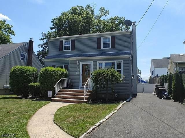 23 Furber Ave, Linden City, NJ 07036 (MLS #3646015) :: Coldwell Banker Residential Brokerage