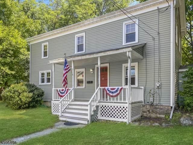 80 Wall St, Rockaway Boro, NJ 07866 (MLS #3646039) :: RE/MAX Select