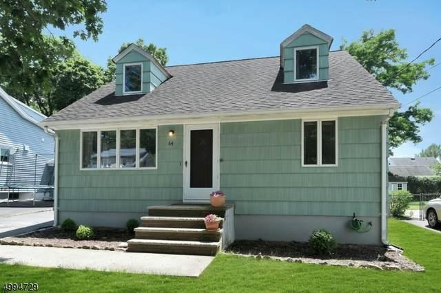 64 Maple Ave, Morris Plains Boro, NJ 07950 (MLS #3646073) :: RE/MAX Select