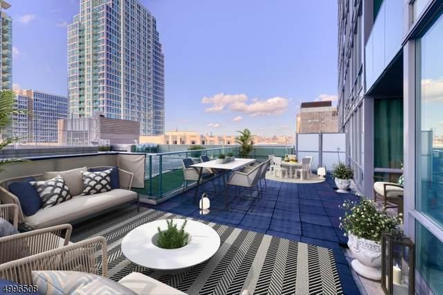 20 Newport Pky #910, Jersey City, NJ 07310 (MLS #3646079) :: Team Francesco/Christie's International Real Estate