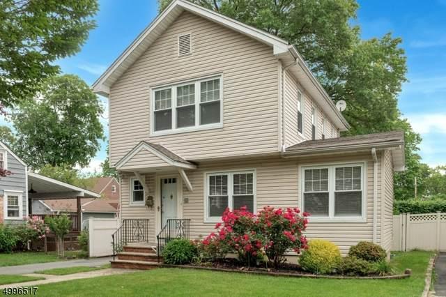 86 Vreeland Ave, Nutley Twp., NJ 07110 (MLS #3646091) :: William Raveis Baer & McIntosh