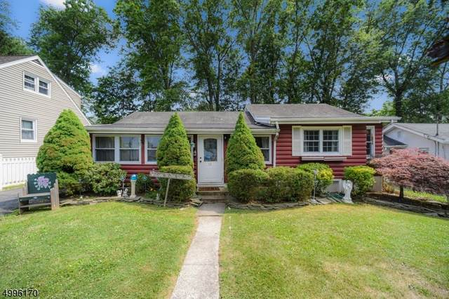 16 Carlson Pl, Parsippany-Troy Hills Twp., NJ 07034 (MLS #3646119) :: Coldwell Banker Residential Brokerage