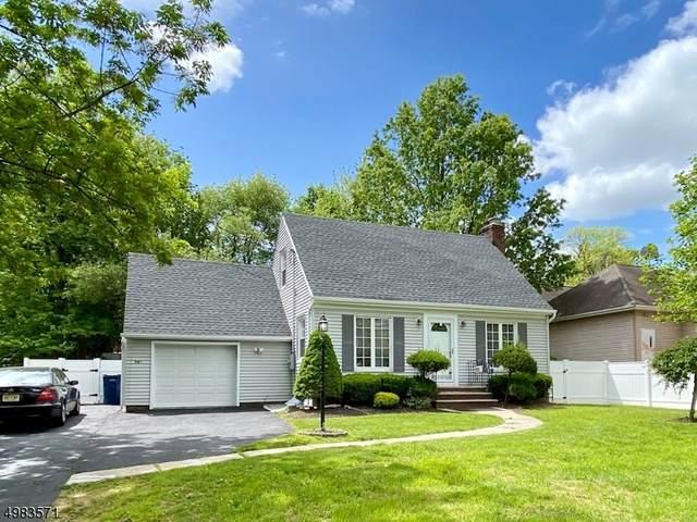 501 Oak Ridge Rd, Clark Twp., NJ 07066 (MLS #3646129) :: Coldwell Banker Residential Brokerage