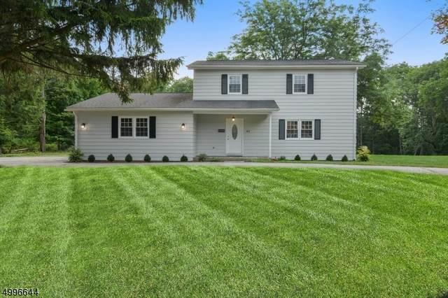 45 Sunset Lake Rd, Hardwick Twp., NJ 07825 (MLS #3646223) :: SR Real Estate Group