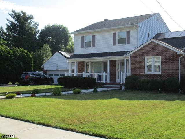660 Ridgedale Ave, Woodbridge Twp., NJ 07095 (MLS #3646392) :: Coldwell Banker Residential Brokerage