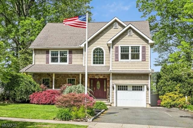 1747 Boulevard, Westfield Town, NJ 07090 (MLS #3646414) :: Weichert Realtors