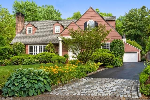 168 Ashland Rd, Summit City, NJ 07901 (MLS #3646422) :: Coldwell Banker Residential Brokerage