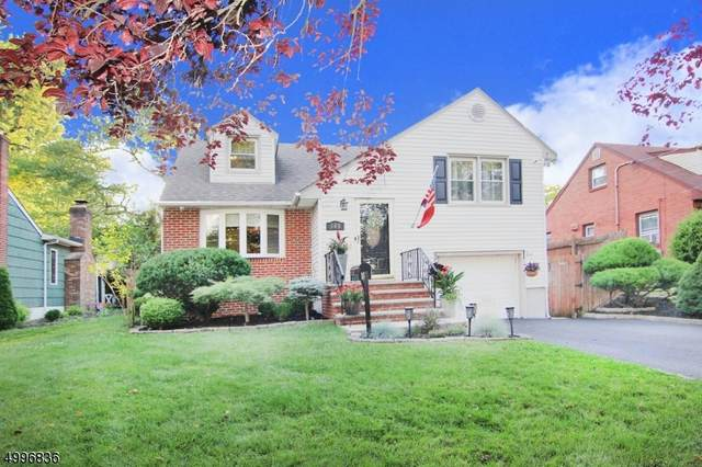348 Berthold Ave, Rahway City, NJ 07065 (MLS #3646443) :: The Sikora Group