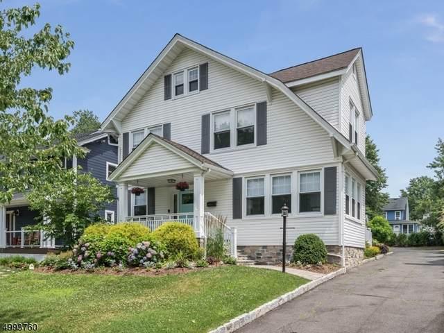 18 Yale St, Maplewood Twp., NJ 07040 (MLS #3646498) :: The Sue Adler Team