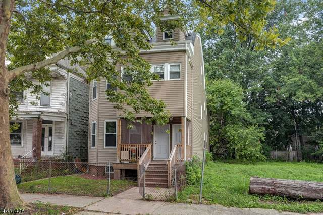 33 N 18Th St #2, East Orange City, NJ 07017 (MLS #3646542) :: The Karen W. Peters Group at Coldwell Banker Realty