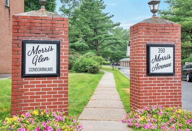 390 Morris Ave Unit 10 #10, Summit City, NJ 07901 (MLS #3646576) :: Pina Nazario